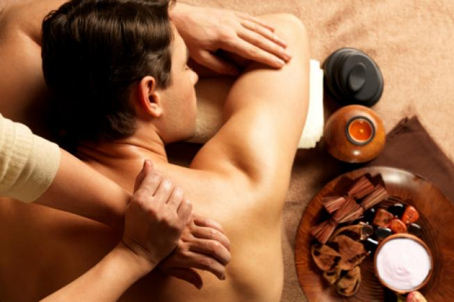 Pamper Package for him!