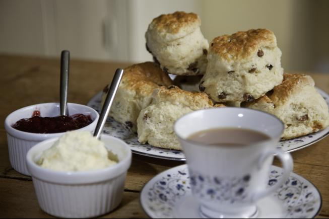 Cornish Cream Tea for Two