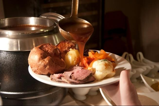 Traditional Sunday Roast